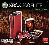 Xbox360 Konsole/Gerät Elite (rote limitiere Edition)