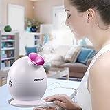 PYRUS Vapore Facciale, Vapore del Fronte Personal Sauna Home Spa Dispositivo Vaporizzatore Idratazione della Pelle