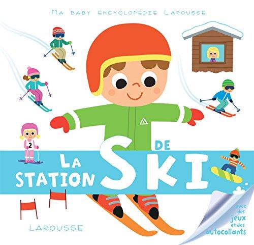 La station de ski par Aurore Meyer