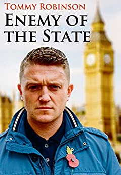 Tommy Robinson Enemy of the State by [Robinson, Tommy]