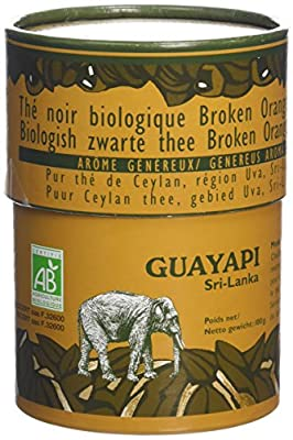 Guayapi Thé noir Bio en vrac 100 g