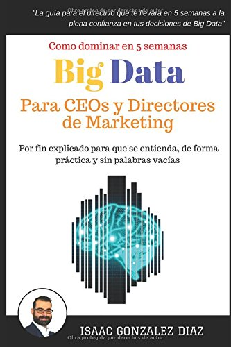 Big Data para CEOs y Directores de Marketing: Como dominar Big Data Analytics en 5 semanas para directivos por Isaac Gonzalez Diaz