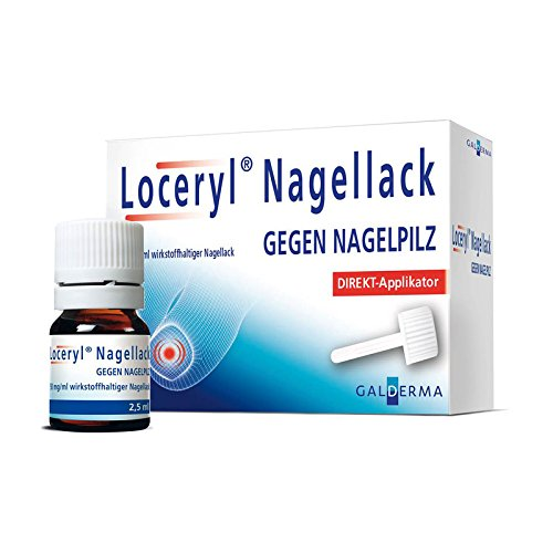 Loceryl gegen Nagelpilz 2.5 ml -