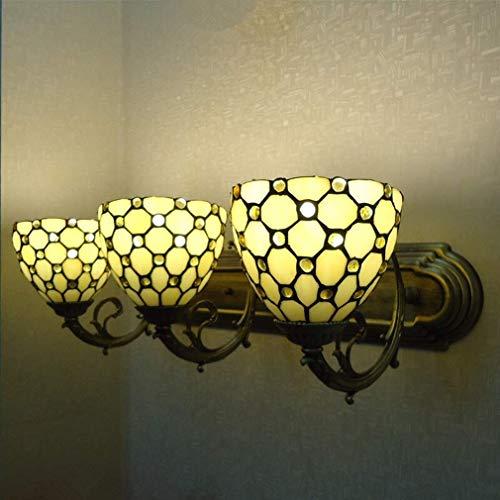 La En TiffanyDe Colgar ParedEstilo Lámpara Creativa Y Pared Para VitralEuropeoSencilla QrCBhdxst