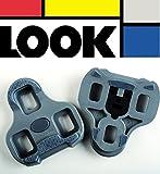 Look Kéo Grip Standard Pedalplatten (Paar) (grau)