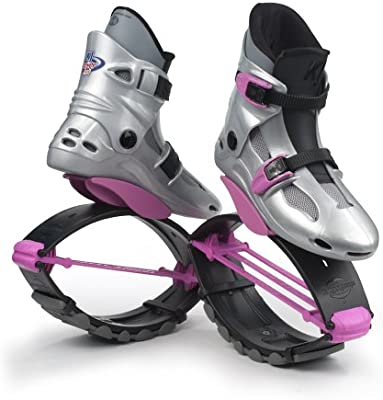 KangooJumps Rebound Shoes Power SE - Botas infantiles de salto para fitness