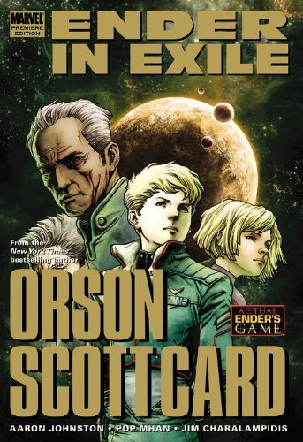 Orson Scott Card's Ender In Exile (Marvel Premiere Editions) by Aaron Johnston (2011-01-26)