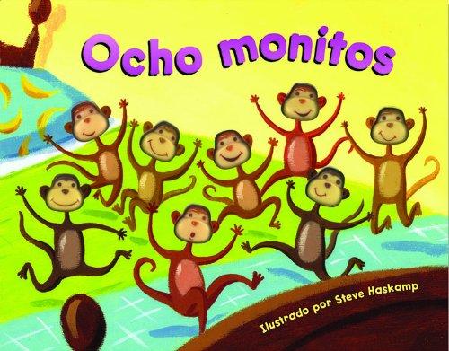 Ocho Monitos = Eight Silly Monkeys
