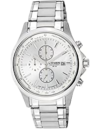 Citizen Analog White Dial Men's Watch - AN3510-50A