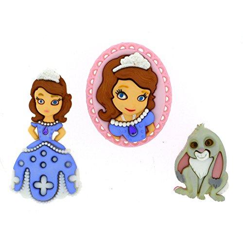 bottoni buttons Disney Bottoni per Bambini DRESS it Up TINKERBELL