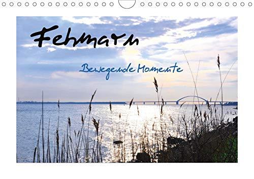 Fehmarn - Bewegende Momente (Wandkalender 2020 DIN A4 quer): Erleben Sie die wunderschöne Sonneninsel Fehmarn im Wechsel der Jahreszeiten - ... (Monatskalender, 14 Seiten ) (CALVENDO Orte)
