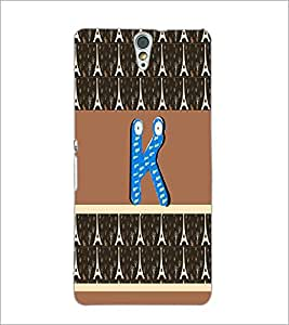 PrintDhaba GRANDbet K D-3391 Back Case Cover for SONY XPERIA C5 ULTRA (Multi-Coloured)