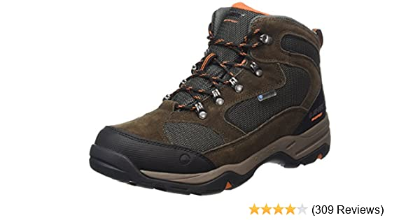 dfec4f35275 Hi-Tec Men Storm Waterproof High Rise Hiking Boots: Amazon.co.uk ...