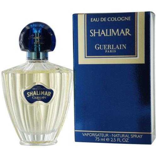 Shalimar Gärten (GUERLAIN Shalimar Women EDC, 1er Pack (1 x 75 ml))