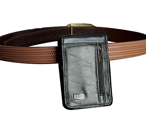 Genda 2Archer Mini Accessori Cintura Carry Pouch Marsupi con Gancio (Nero) Nero