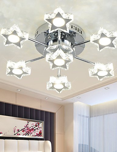 ssby-led-crystal-lamp-living-room-lamp-star-bedroom-lamp-led-ceiling-lamp-white-90-240v