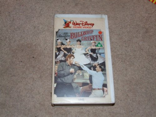 the-adventures-of-bullwhip-griffin-pal-vhs-tape-only