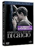Cinquanta Sfumature di Grigio (DVD + Poster)