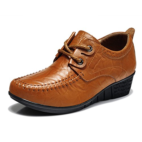 guciheaven-stylish-womens-british-style-leather-oxfords-cowhide