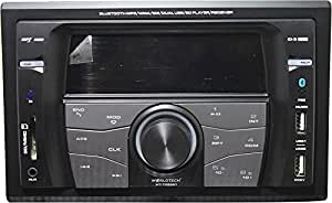 Worldtech WT - 7555BT Car Media Player (Double Din)