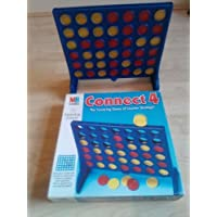 CONNECT 4. The towering game of counter strategy. MB GAMES 1996 EDITION
