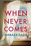 When Never Comes by Barbara Davis