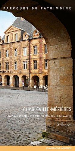 CHARLEVILLE-MEZIERES, LA PLACE DUCALE...
