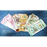 Dhinchak (Tm) Art Box 50 Churan Wale Coupans For Playing Monopoly (5 Different Variety Of 10 Each)
