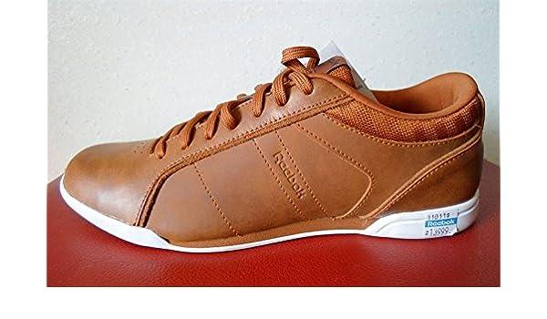 reebok shoes brown