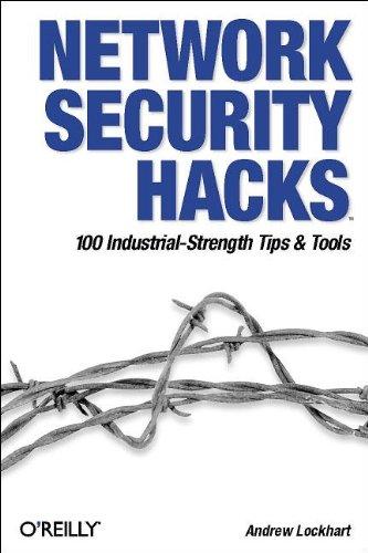 Network Security Hacks (en anglais) par Andrew Lockhart