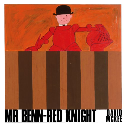 Mr Benn - Red Knight