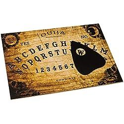 Wiccan Star Classico Tavola Ouija con Planchette e Istruzioni Dettagliate (in Inglese). Ouija Board.