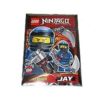 LEGO Ninjago Jay #4 Minfigure Promo Foil Pack Set 891946