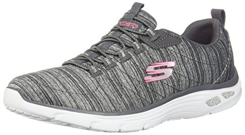 Clothing, Shoes & Accessories Systematic Skechers Vestibilità Comoda Breathe Easy Scarpe Da Donna Nero Donna Scarpe Comfort Shoes
