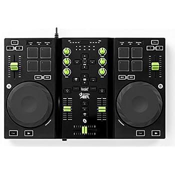 Hercules DJ Control Air (kompatibel mit Apple iPad