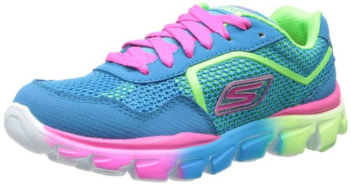 Skechers Go Run Ride, Chaussons Sneaker Fille