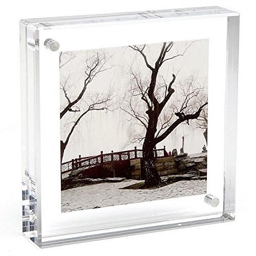 The original acrylic museum MAGNET FRAME by CanettiÃ'® - now in 2x2 size - 2x2 by Canetti Design -