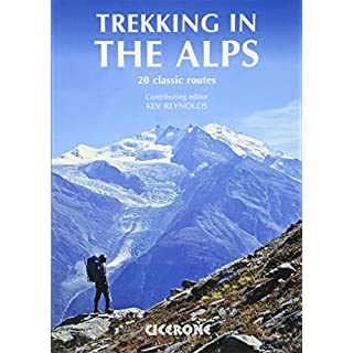 Trekking in the Alps (Mountain Walking)