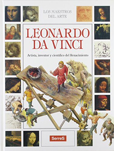 Leonardo da vinci (Los Maestros Del Arte Series)