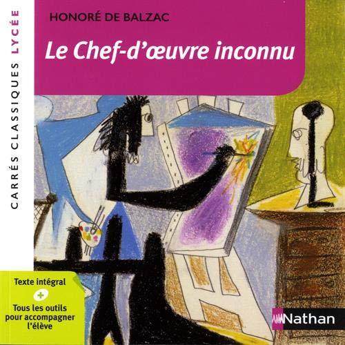Le Chef-d'oeuvre inconnu par Honoré de Balzac