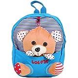 ma-on Kids niños bolsa niños niñas bebé Zoo oso fiambrera de mochilas escolares mochila (azul cielo)