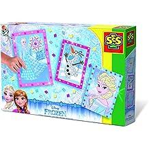 Ses Creative 14969–Mosaicos. Legen Disney Frozen