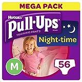 Huggies Klimmzüge Night Time Töpfchen Training Pants für Mädchen, Medium