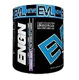 Evlution Nutrition EVL ENGN Pre-Workout Powder, Pikatropin-Free, Furious Grape 30 Servings (8.6 Oz)