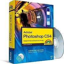 Adobe Photoshop CS4 - Kompendium: Pixelperfektion von Retusche bis Montage (Kompendium / Handbuch) by Heico Neumeyer (2009-03-01)