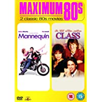 Mannequin/class Dbl Pack