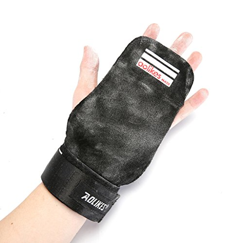 SEEU-Palm-Grips-Gym-Gloves-Men-Women-Weight-Lifting-Gloves-Hand-Grips-Pull-Up-Grips-with-Wrist-Support-Leather