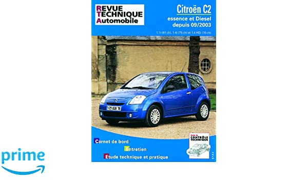 revue technique citroen c2 1.4 hdi