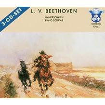 Beethoven: Piano Sonatas by Badura-Skoda (2006-05-02)