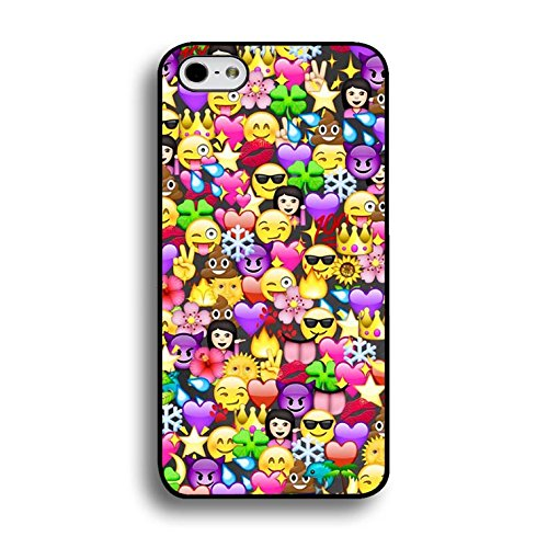Emoji Iphone 6/6s 4.7 (Inch) Case Hart Eyes Love Emoji Phone Case Cover for Iphone 6/6s 4.7 (Inch) Emoticons Charming Color215d